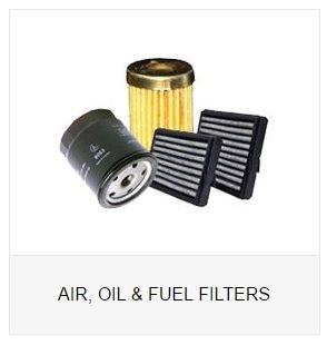 Volkswagen Air, Oil & Fuel Filters