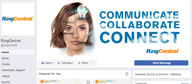 facebook cover photo examples