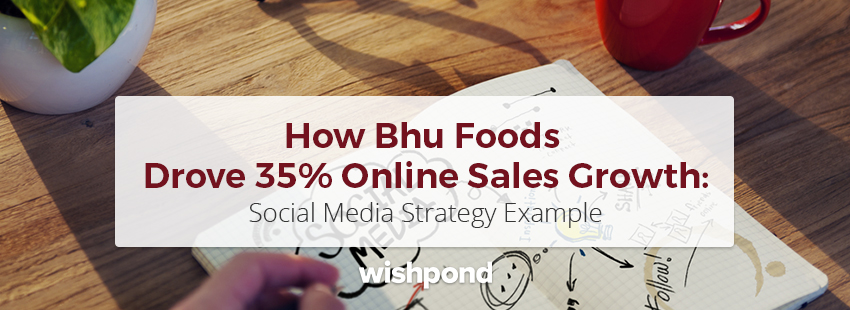 How Bhu Foods Drove 35% Online Sales Growth: A Social Media Strategy Example