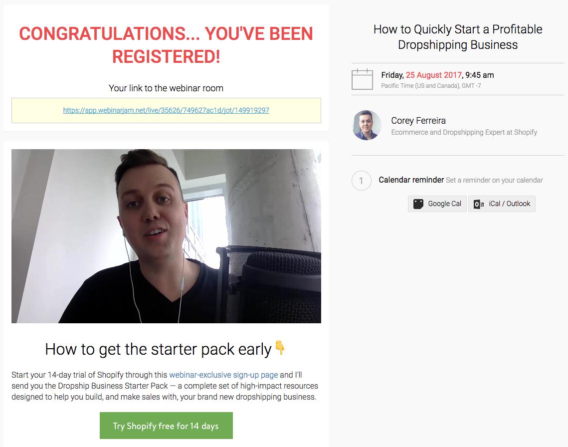 shopify marketing funnel