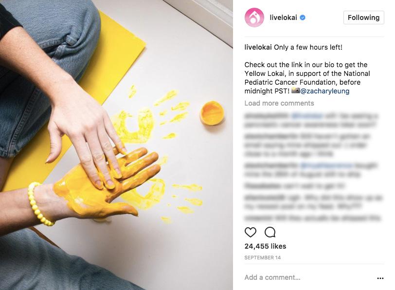 instagram posts that drive sales
