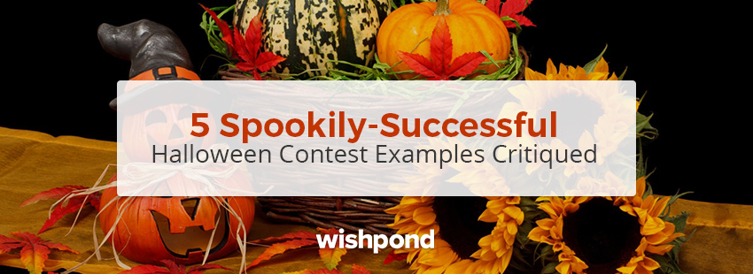 5 Spookily-Successful Halloween Contest Examples Critiqued