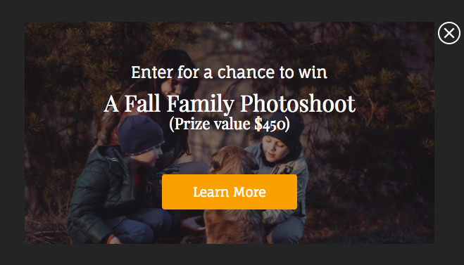 fall marketing campaign