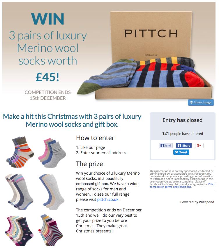 christmas contest ideas