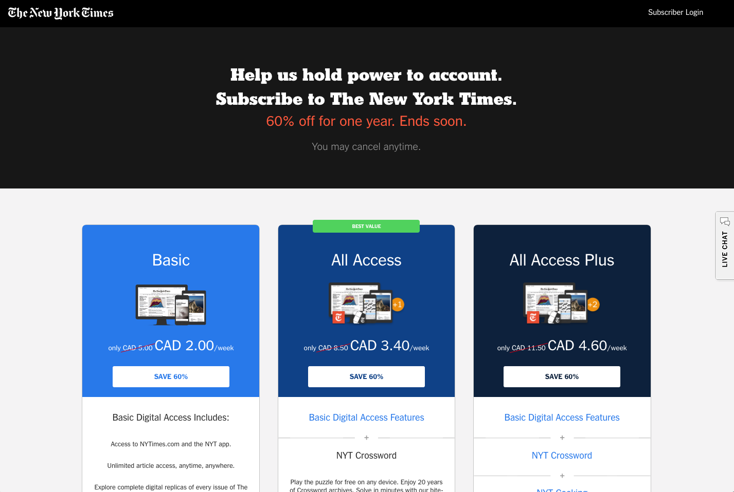 How The New York Times Increased Subscription 46 Against All Odds
