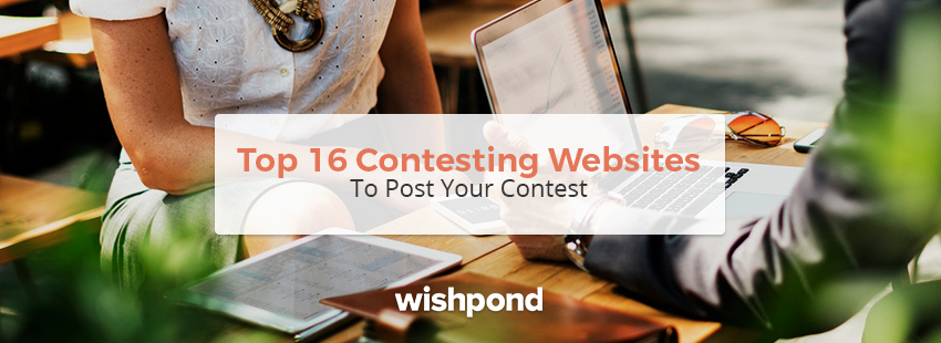 Top 18 Contesting Websites to Post Your Contest