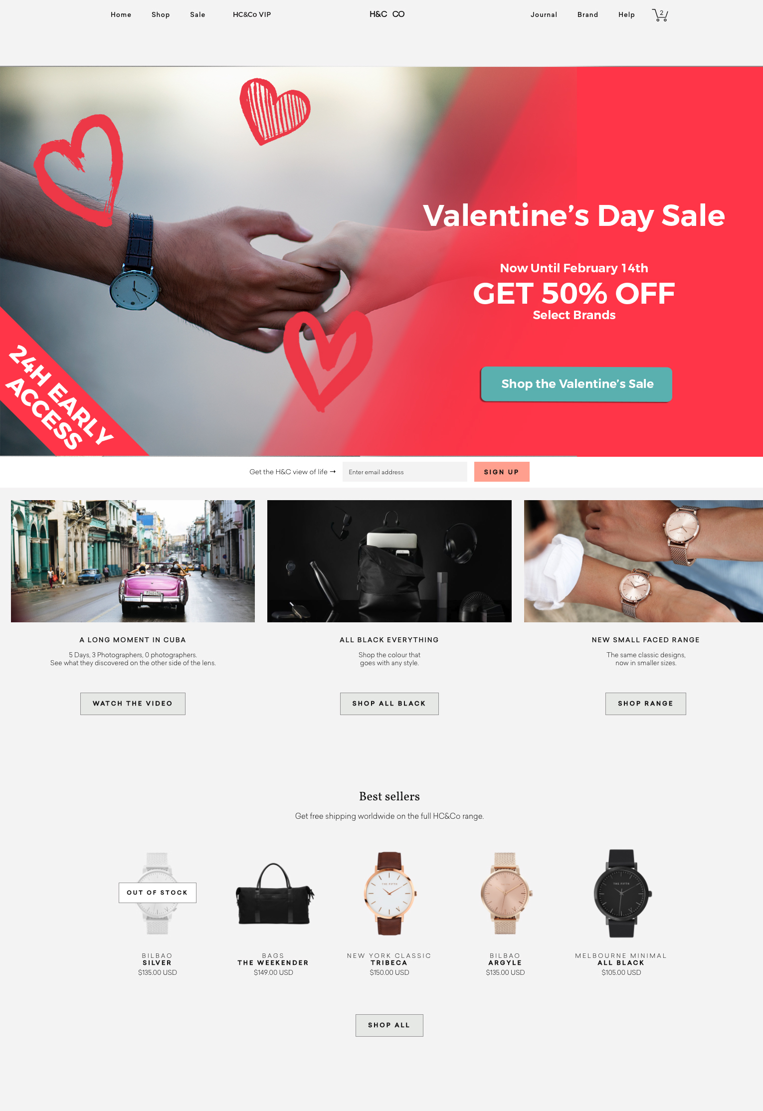 how to run an ecommerce sale