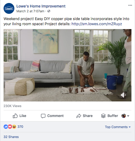10 Proven Facebook Post Types To Promote Your Products From Top Brands