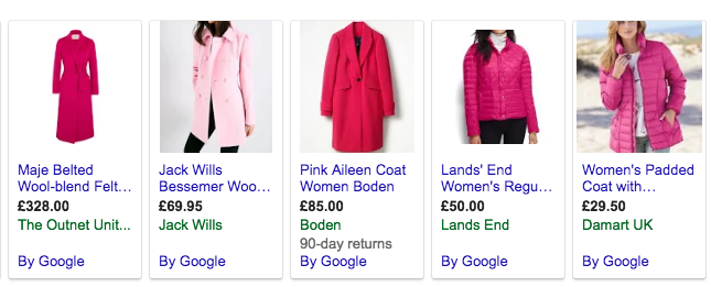 how to sell products on google