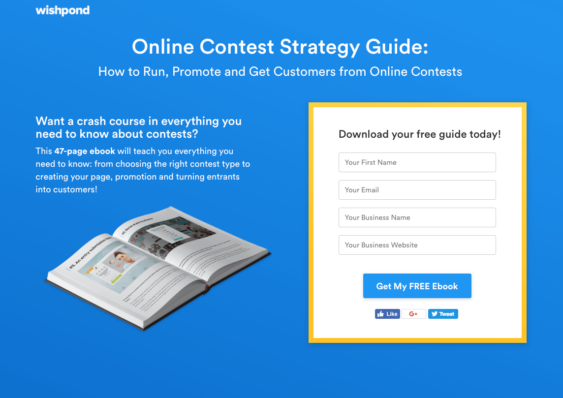 10 steps to create an online brochure that converts