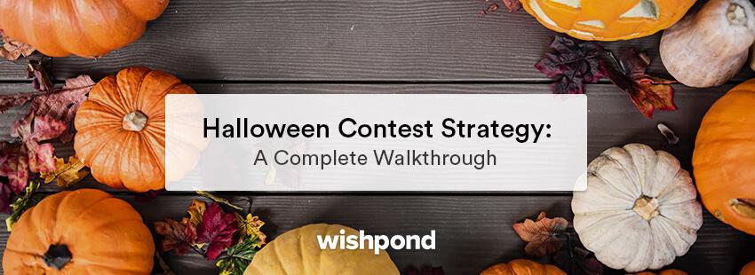 Halloween Contest Strategy: A Complete Walkthrough