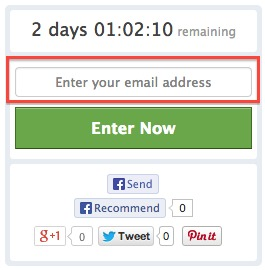 Email Lead Generation Technique: Email-Gated Twitter Contest