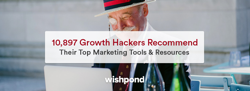 10,897 Growth Hackers Recommend Their Favorite Marketing Tools & Resources