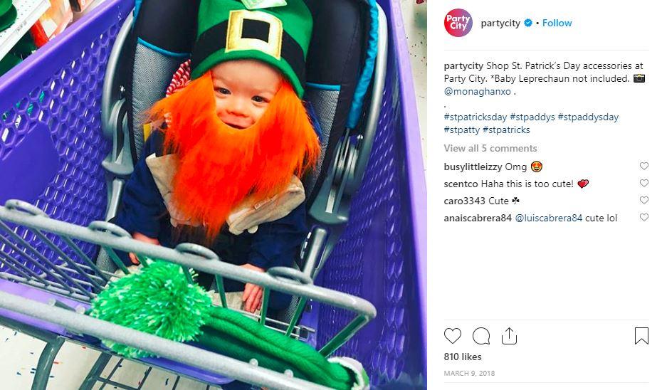 St. Patrick's Day Contest Ideas