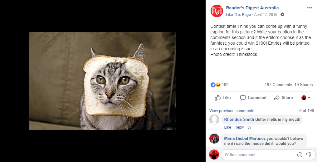 How to Run a Facebook Caption Contest (Step-by-Step Guide)