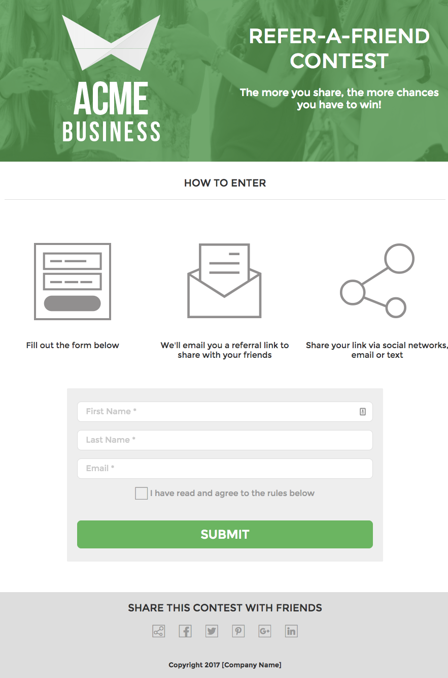 20 Shopify Giveaway Ideas You Can Use Today