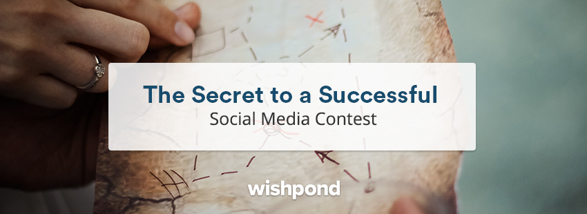 The Secret to a Successful Social Media Contest