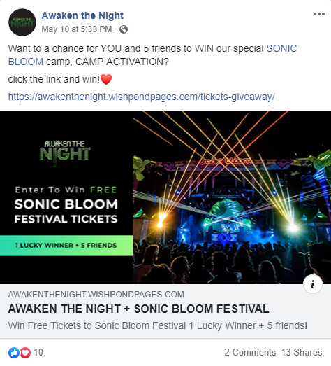 12 Facebook Contest Ad Examples Proven to Get Clicks