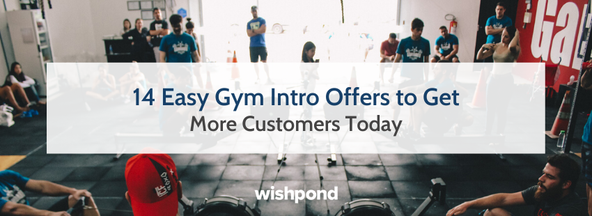 14 Easy Gym Intro Offers to Get More Customers Today