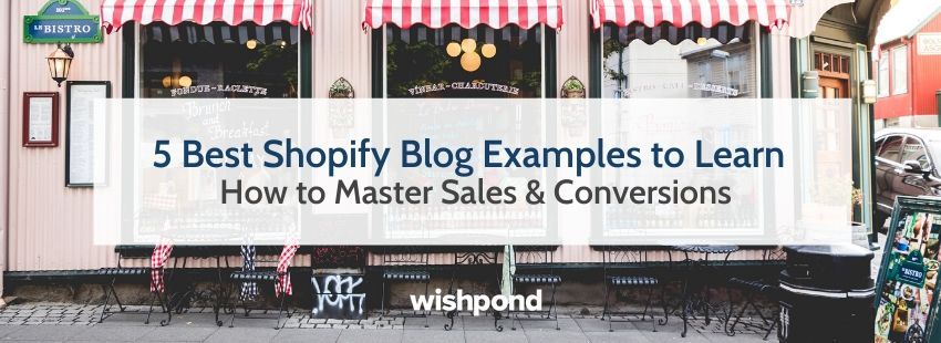 5 Top Shopify Blog Examples to Learn How to Master Sales & Conversions