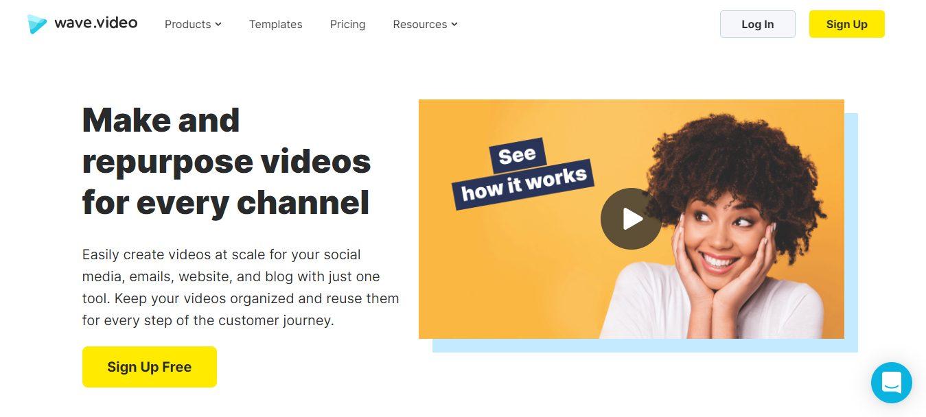 wave video IGTV app