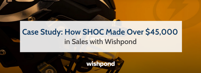 Case Study: How SHOC Made Over $45,000 in Sales with Wishpond