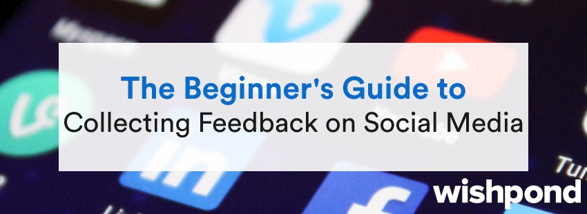 The Beginner's Guide to Collecting Feedback on Social Media