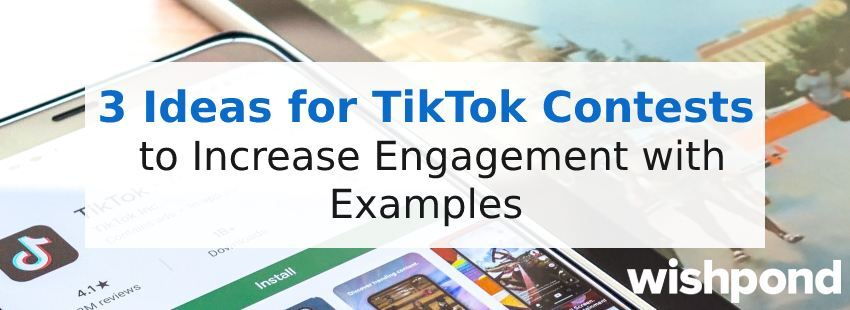 3 Ideas for TikTok Contests to Drive Engagement with Examples