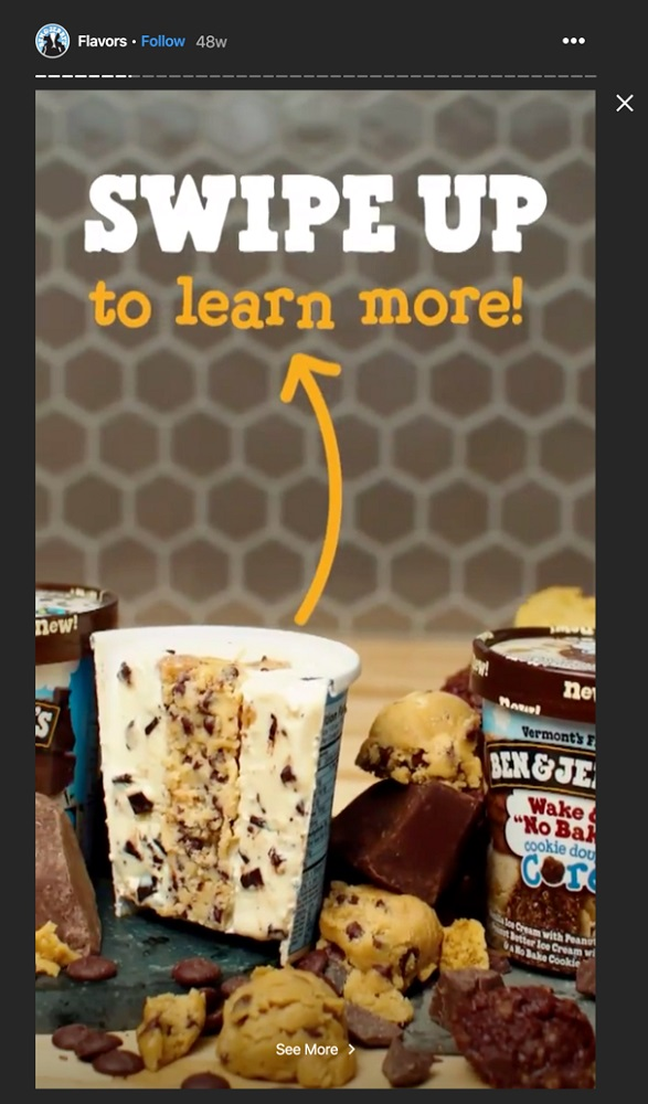 Ben & Jerry's Product Catalog