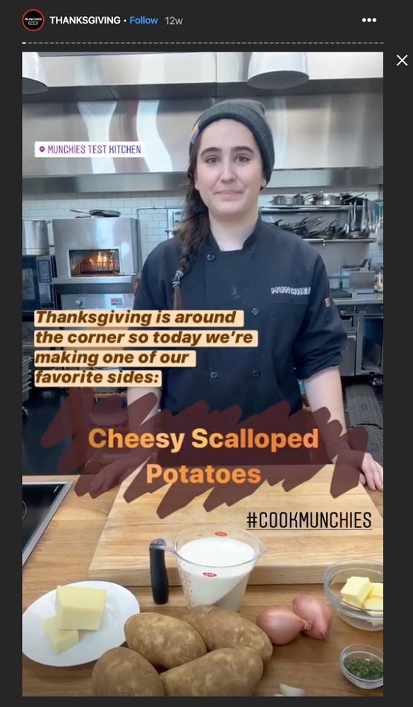 Munchies Recipe Slideshow