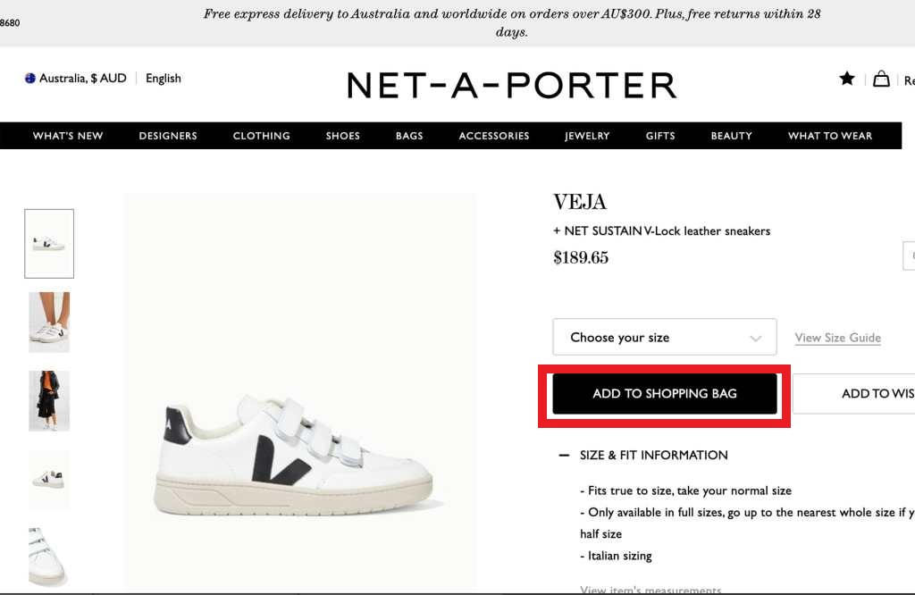 Net-a-porter-call-to-action
