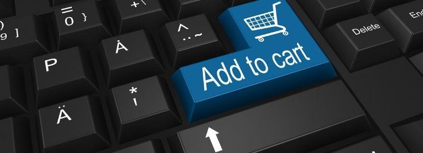 e-commerce keyboard