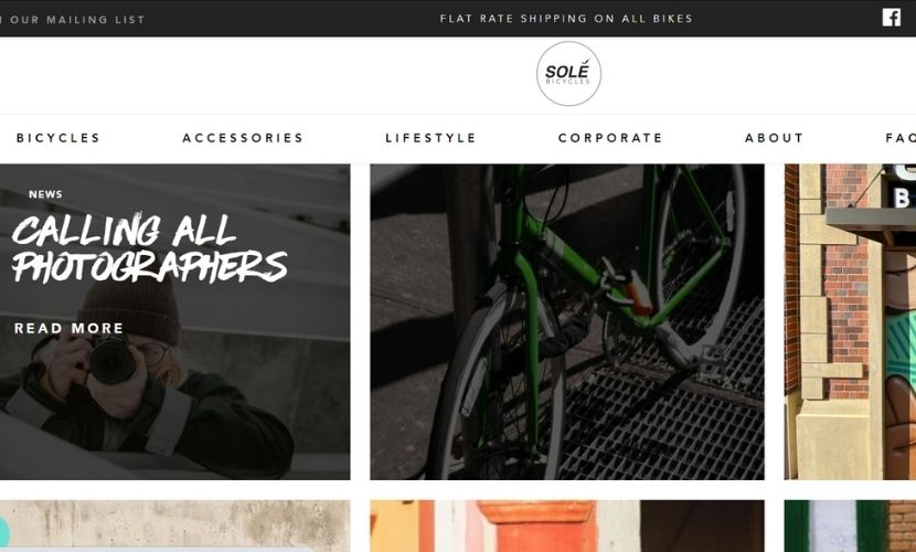 Sole Bicycles blog