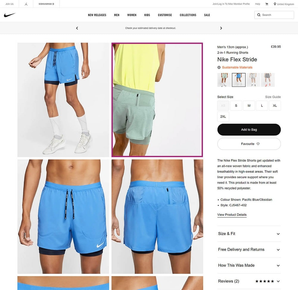 Product Page Checklist: 11 Points To Boost Traffic & Transactions