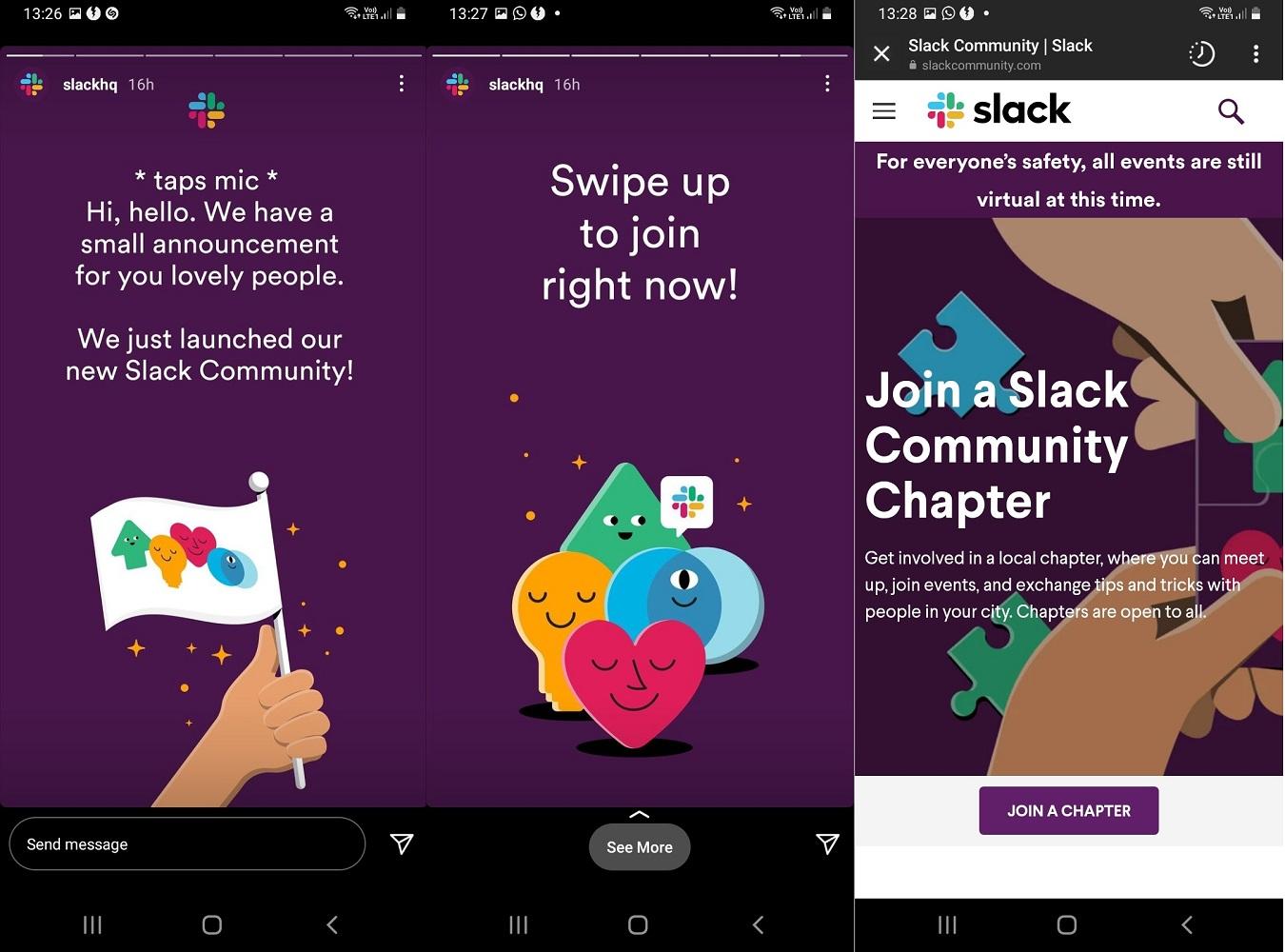 Slack Community