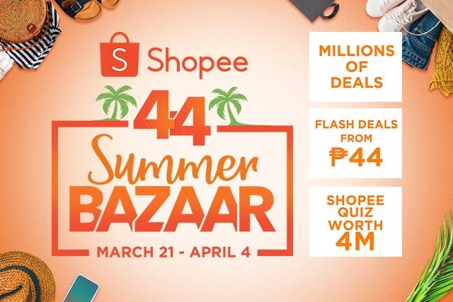 Summer Bazaar Announcement