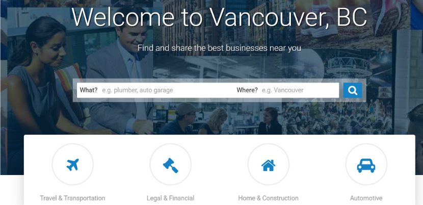 Vancouver Directory