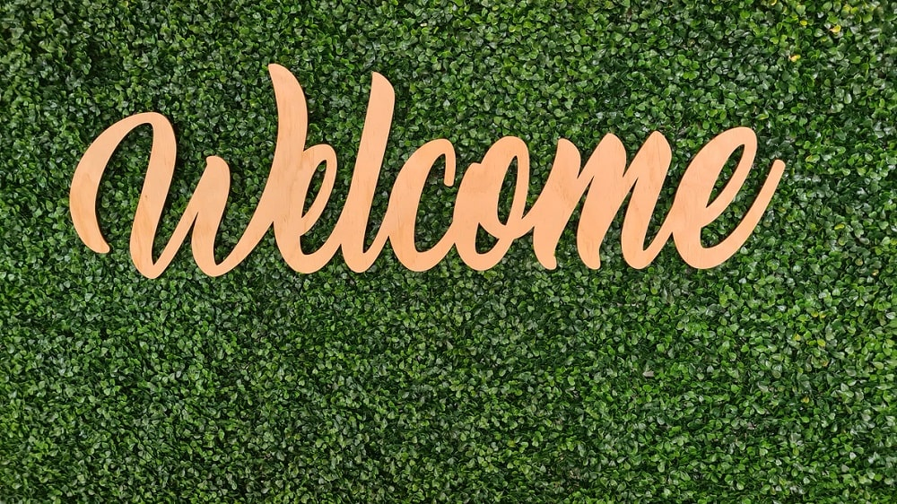 Welcome Email