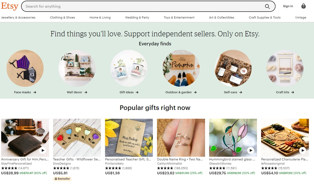 How to Sell Online Without an eCommerce Website