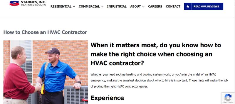 HVAC blog