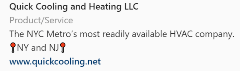 Local HVAC