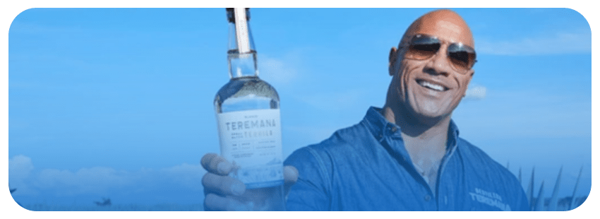 How The Rock Created a Record Selling Tequila Brand