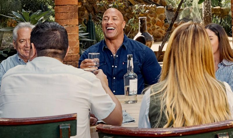 The Rock Tequila