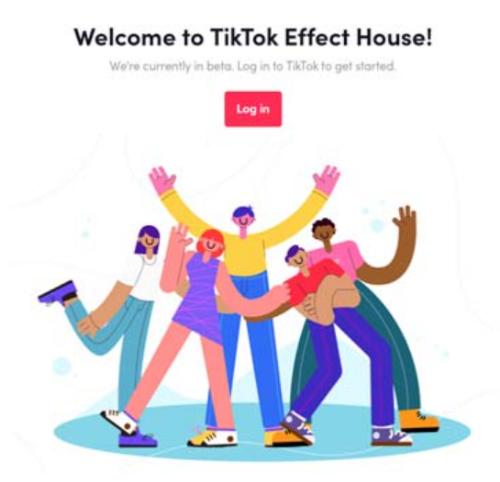 TikTok Effect House